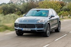 Тест-драйв Porsche Cayenne E-Hybrid: Porsche Cayenne. E-Hybrid против S-ки