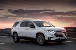 Тест-драйв Chevrolet Traverse: Трехрядная Америка