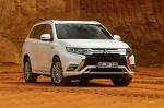 Тест-драйв Mitsubishi Outlander: Mitsubishi Outlander PHEV. Шаткий успех в борьбе за экономию топлива