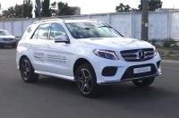 Mercedes-Benz GLE. Дизельный оптимум