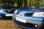 Тест-драйв Renault Megane: Renault Megane сразился с новой Mazda 3