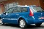 Тест-драйв Renault Megane: А чемоданам хорошо!