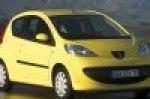 Тест-драйв Peugeot 107: Peugeot 107