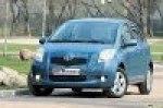 Тест-драйв Toyota Yaris: Дубль два