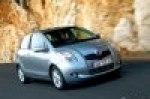 Тест-драйв Toyota Yaris: Ключи от города