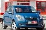 Тест-драйв Toyota Yaris: Малыш, который живет на крыше
