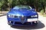 Тест-драйв Alfa Romeo Brera: Синяя птица удачи