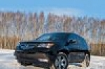 "Тест-драйв Acura MDX: Цветок ""Акуры"""