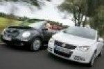 Тест-драйв Volkswagen Beetle: Черное и белое