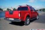 Тест-драйв Nissan Navara: Красный воин