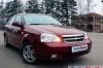 Тест-драйв Chevrolet Lacetti: Cерьезный претендент