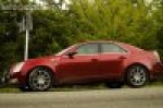 Тест-драйв Cadillac CTS: Dolce Caddy - первый тест Cadillac CTS