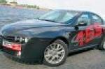 Тест-драйв Alfa Romeo 159: Альфа-искусница