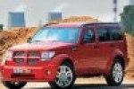 Тест-драйв Dodge Nitro: Гоночный броневик