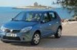 Тест-драйв Dacia Sandero: С прицелом на Европу