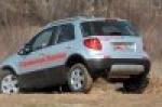Тест-драйв Fiat Sedici: Адреналинчик