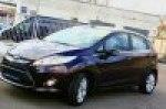 Тест-драйв Ford Fiesta: Новый Ford Fiesta: первое знакомство