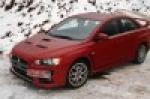 Тест-драйв Mitsubishi Lancer Evolution: Cтать другим?