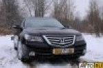 Тест-драйв Honda Legend: Немецкая производная