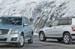 Тест-драйв Mercedes GLK-Class: Ледяная «гжелка»
