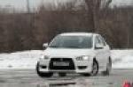 Тест-драйв Mitsubishi Lancer: Спорт на каждый день