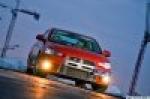 Тест-драйв Mitsubishi Lancer Evolution: Cмена ориентации