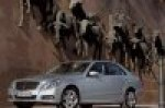 Тест-драйв Mercedes E-Class: На острие прогресса
