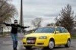 Тест-драйв Audi A3: Вспышка активности