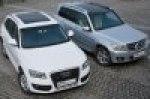 Тест-драйв Mercedes GLK-Class: Искусство малых форм