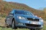 Тест-драйв Skoda Octavia: А5 по осени считают