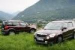 Тест-драйв Skoda Yeti: Skoda Yeti пощекочет нервы водителям