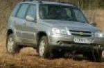 Тест-драйв Chevrolet Niva: Тест-Драйв Chevrolet Niva