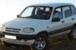 Тест-драйв Chevrolet Niva: Тест-драйв русского американца Chevrolet Niva