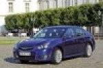 Тест-драйв Subaru Legacy: Следы новых звезд