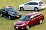 Тест-драйв Subaru Legacy: Оппозиция Subaru Legacy и Outback