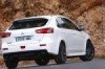 Тест-драйв Mitsubishi Lancer Ralliart: Тест-драйв Mitsubishi Lancer Sportback Ralliart. Европа выбирает спортивные хэтчи