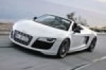 Тест-драйв Audi R8: Audi R8 Spider: R8 Spyder 5.2 FSI quattro