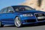 Тест-драйв Audi RS6: СИЛОВОЙ ПРИЕМ