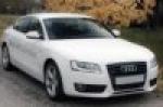 Тест-драйв Audi S5: Audi A5 Sportback: торжество cпортивной формы