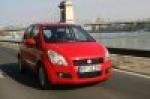 Тест-драйв Suzuki Splash: Suzuki Splash