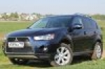 Тест-драйв Mitsubishi Outlander XL: Mitsubishi Outlander XL: что новенького?