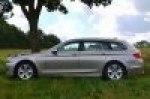 Тест-драйв BMW 5 Series: Универсалис