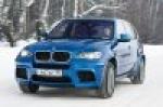 Тест-драйв BMW X5 M: Маскхалат