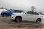Тест-драйв BMW X6 M: Гоночные кроссоверы BMW X5 M и X6 M