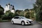 Тест-драйв Mazda 3: Русская тройка