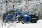 Тест-драйв BMW X5 M: Новые сани Деда Мороза