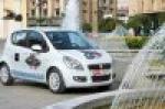 Тест-драйв Suzuki Splash: Маленький всплеск
