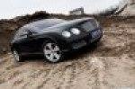 Тест-драйв Bentley Continental GT: Новогодний подарок