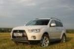 Тест-драйв Mitsubishi Outlander XL: Пост-кризисное предложение