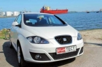 Тест-драйв Seat Altea XL: Морской вояж